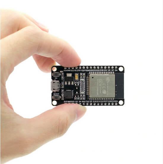 Módulo ESP32 WiFi / Bluetooth 30 pinos