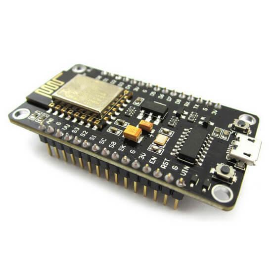 Módulo WiFi ESP8266 NodeMcu LoLin ESP12E - CH340G