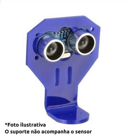 Suporte para sensor ultrassônico