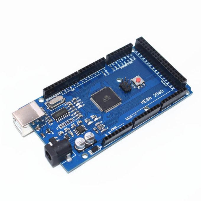 Arduino Mega 2560 R3 - CH340G sem Cabo USB