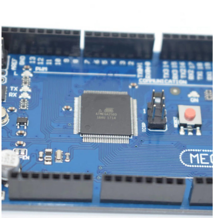 Placa MEGA 2560 R3 - 16U2 + Cabo USB para Arduino