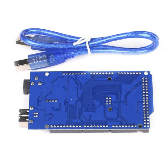 Arduino Mega R3 2560 - CH340G + Cabo USB