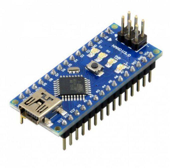 Placa Nano V3.0 Arduino + Cabo USB