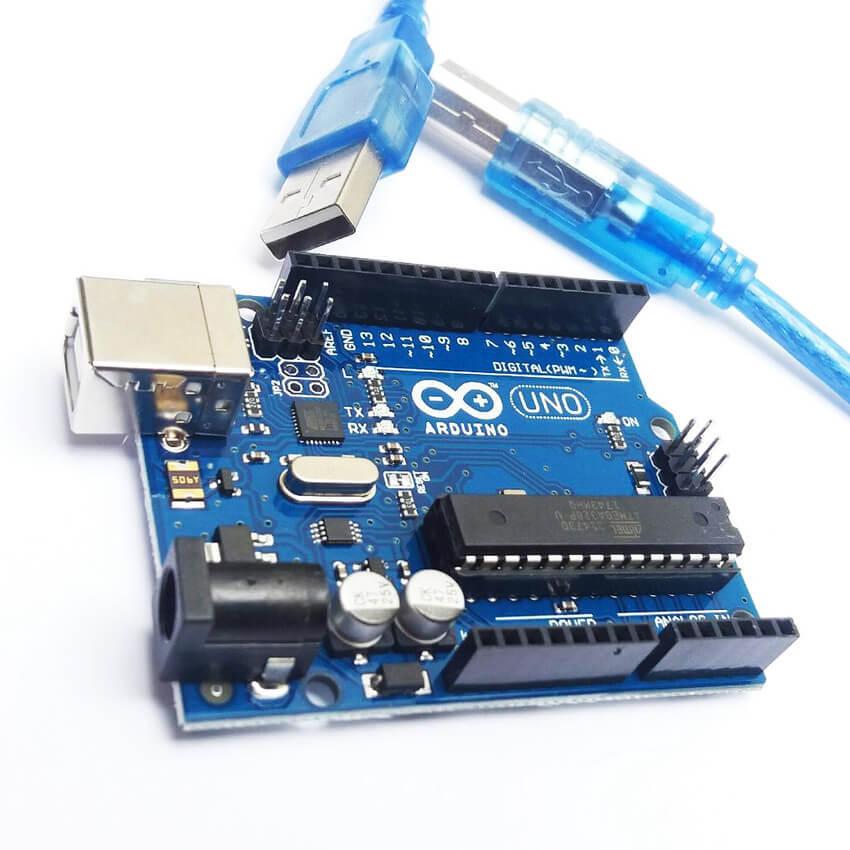 Arduino UNO R3 16U2 + Cabo USB