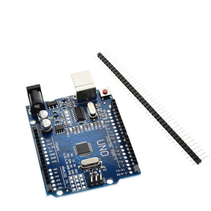 Arduino Uno R3 SMD CH340 + cabo