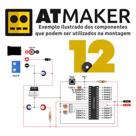 Kit Standalone Atmaker 1.2 de 20 comp. - acompanha Banner