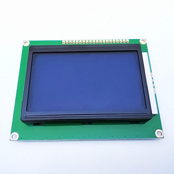 Display LCD Gráfico 128x64 - BackLight Azul
