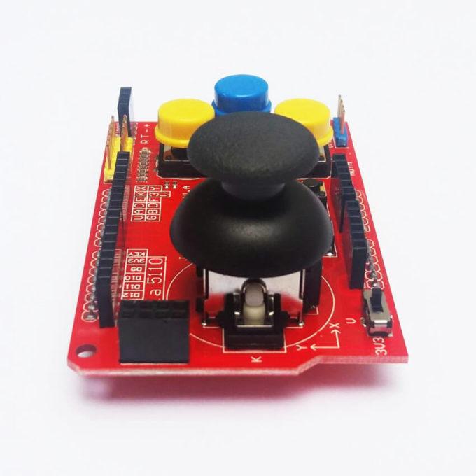 JoyStick Shield DIY para Arduino