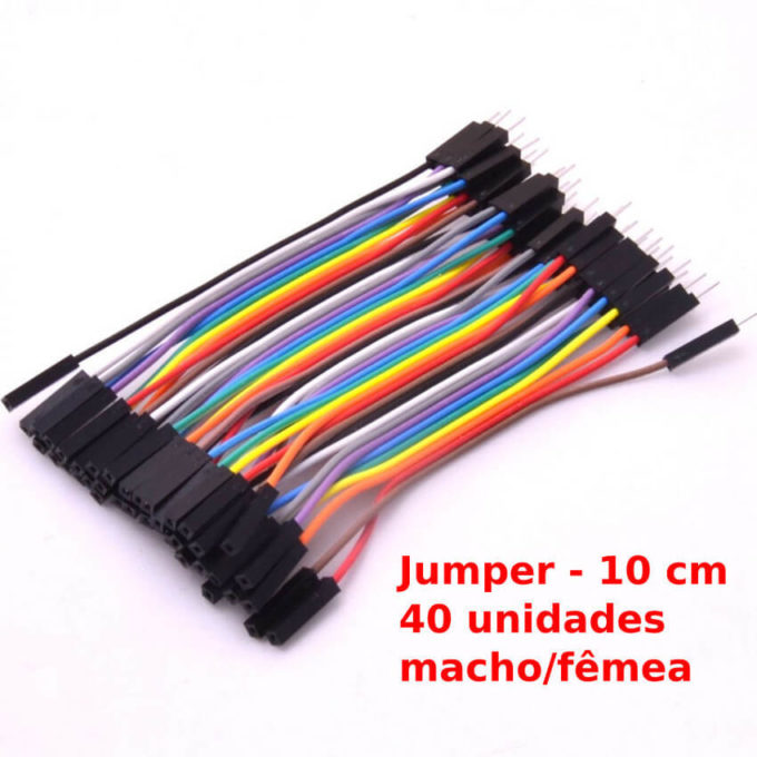 Jumper macho/femea 40 x unidades 10cm