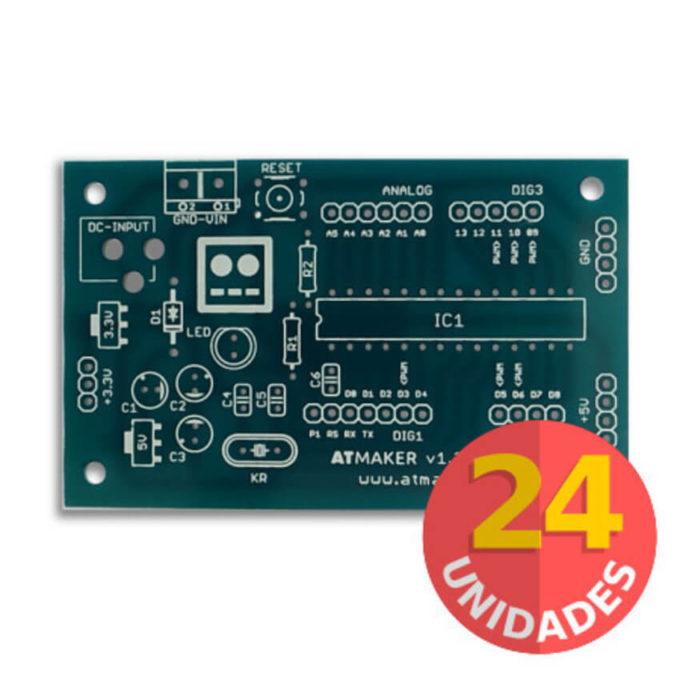 Kit de 24 Placas Standalone Atmaker 1.3