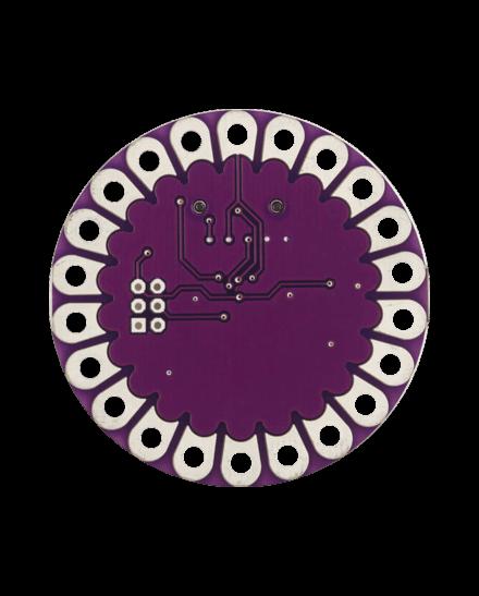 Arduino Lilypad com Atmega328p 16MHz
