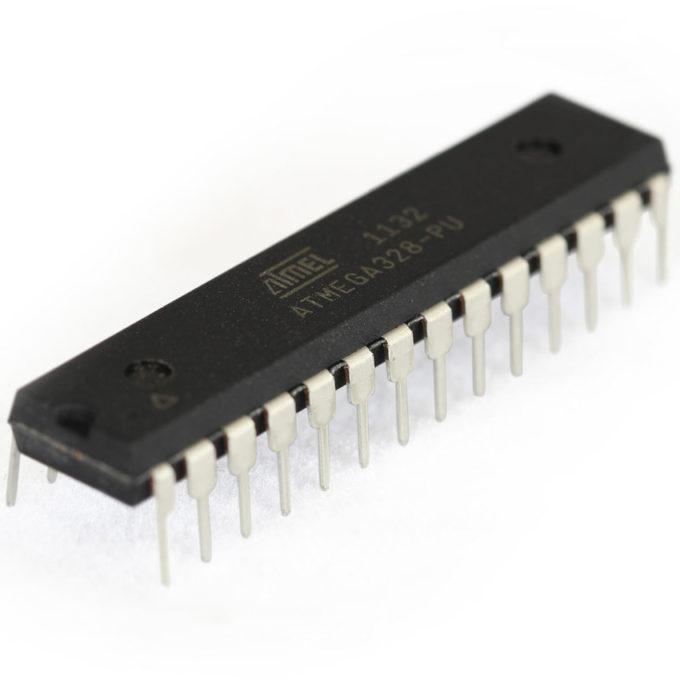 Microcontrolador ATmega328p-PU