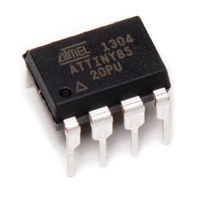 Microcontrolador Attiny85 de 8-Bit Atmel
