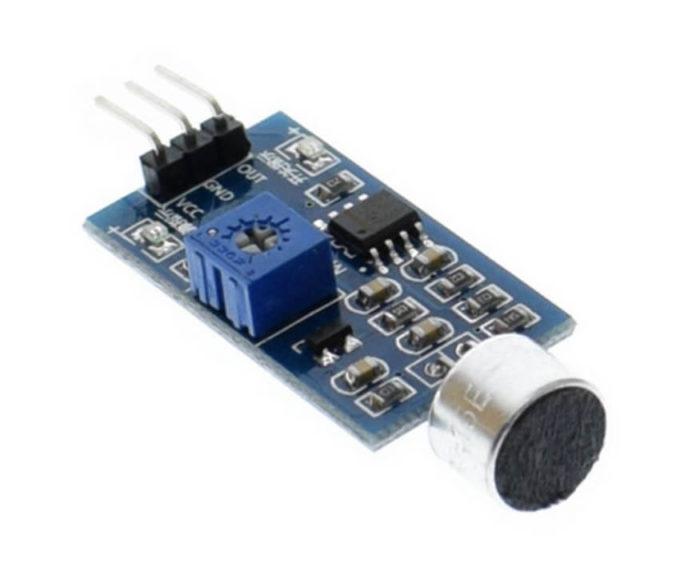 Módulo Detector Sensor De Som