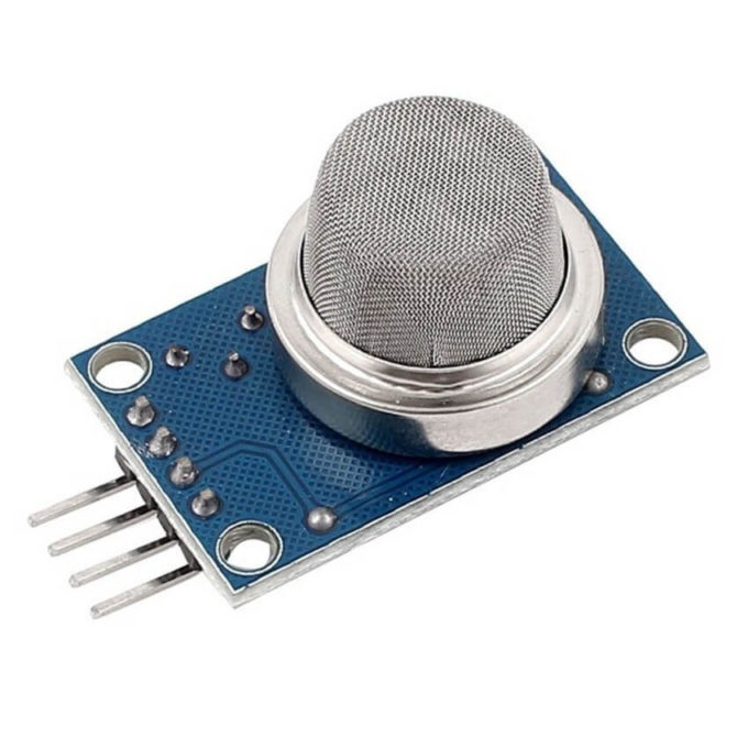 Módulo Sensor de Gás Inflamável e Fumaça MQ-2