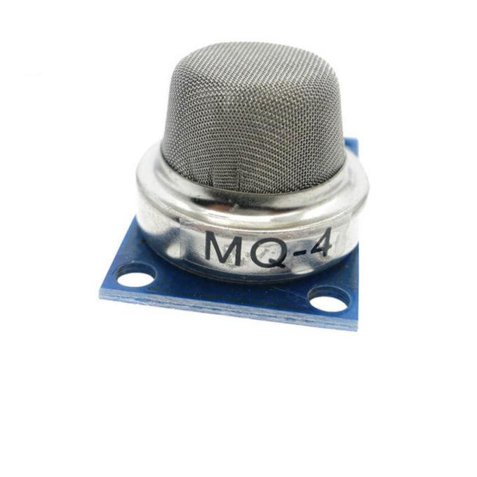 Módulo Sensor de Gás Metano MQ-4