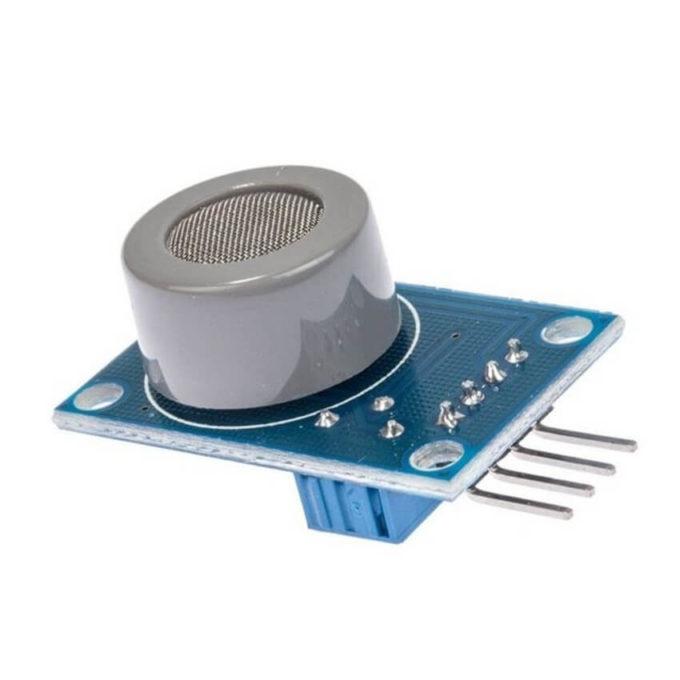 Módulo Sensor de Gás Monóxido de Carbono MQ-7