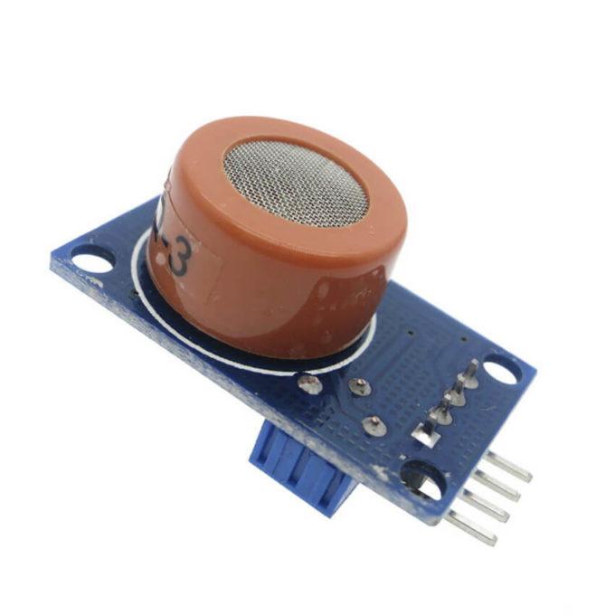 Módulo Sensor de Gás MQ-3 Álcool