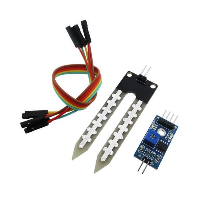 Módulo Sensor de Umidade do Solo - Higrômetro