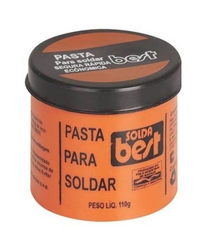 Pasta de Solda 110g BEST