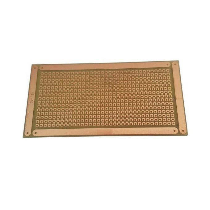 Placa de Circuito Impresso Ilhada - 5x10 cm