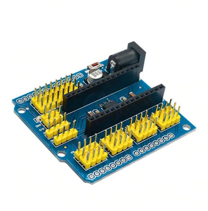 Placa Shield de Expansão para Arduino Nano 3.0