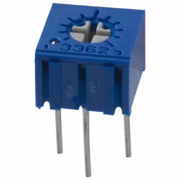 Potenciômetro Trimpot 3362 10K