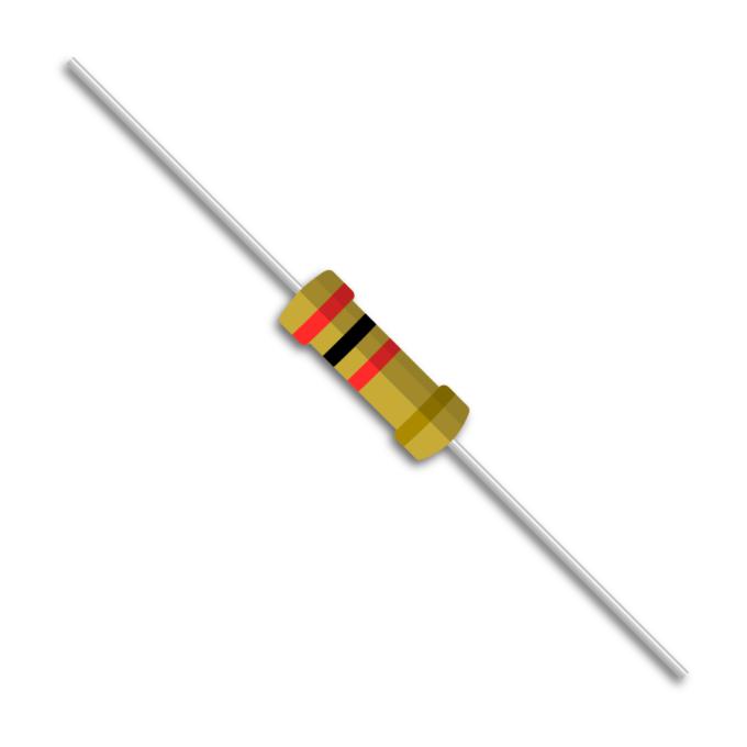 resistor 2K