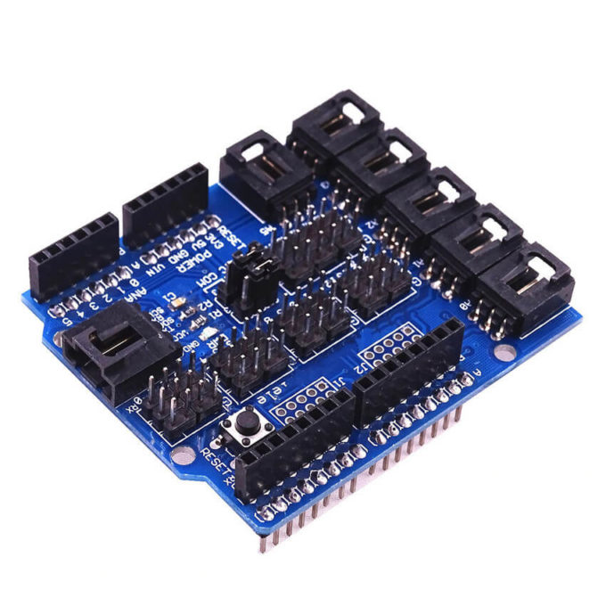Sensor Shield V4 para Arduino
