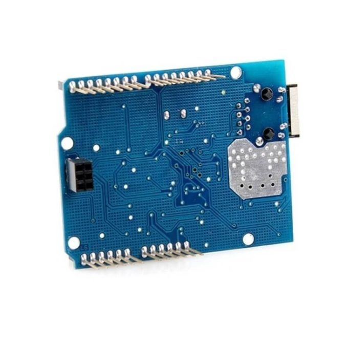 Shield Ethernet W5100 com SD Card