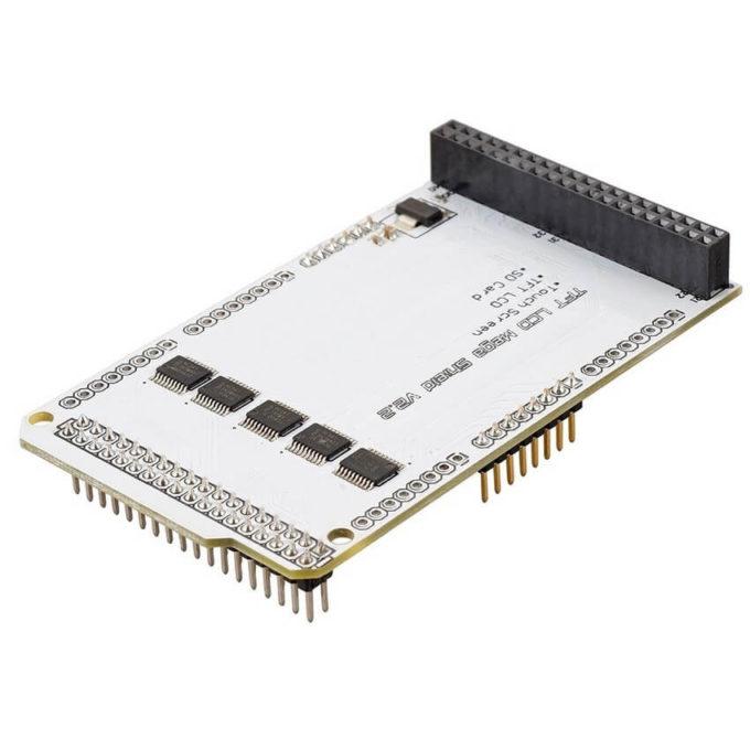 Shield TFT LCD Touch 3.2 para Arduino Mega 2560 R3