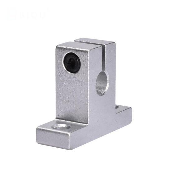Suporte Sk8 Para Fixação De Guia Linear 8mm