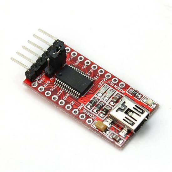 Conversor Usb para Rs232 TTL FT232RL