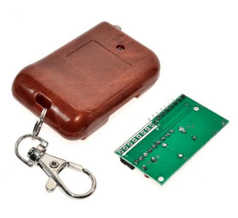 Controle Remoto RF + Receptor RF