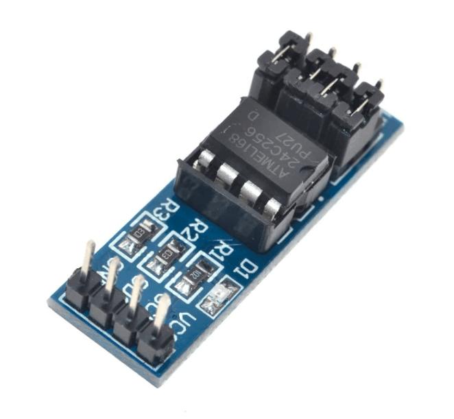 Módulo de Memória EEPROM - AT24C02