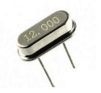 Cristal Oscilador 12MHz
