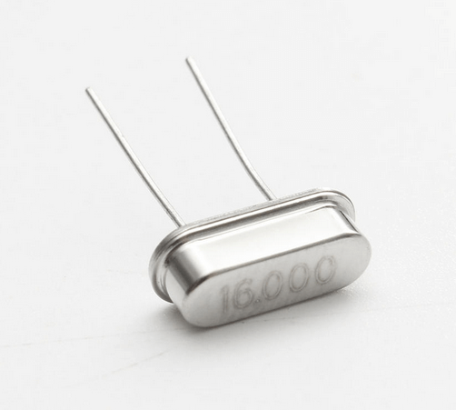 O Cristal Oscilador 16MHz