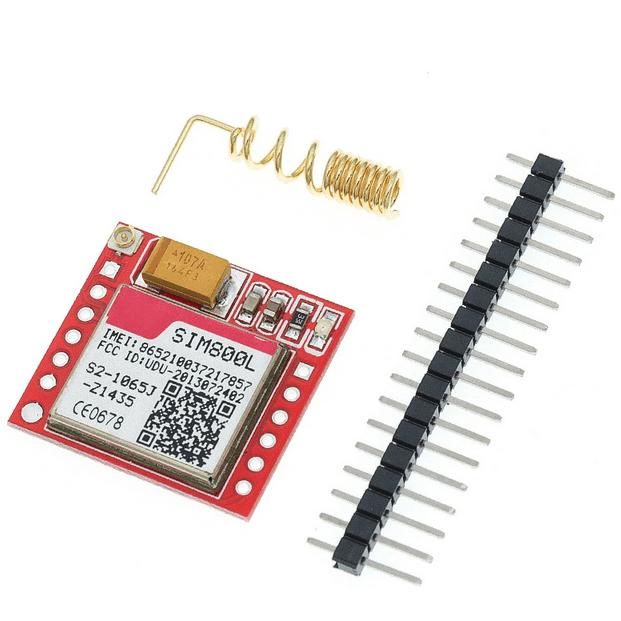 Módulo GSM GPRS - SIM800L