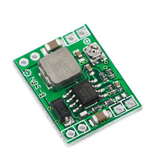Módulo Regulador de Tensão Ajustável LM2596 SMD