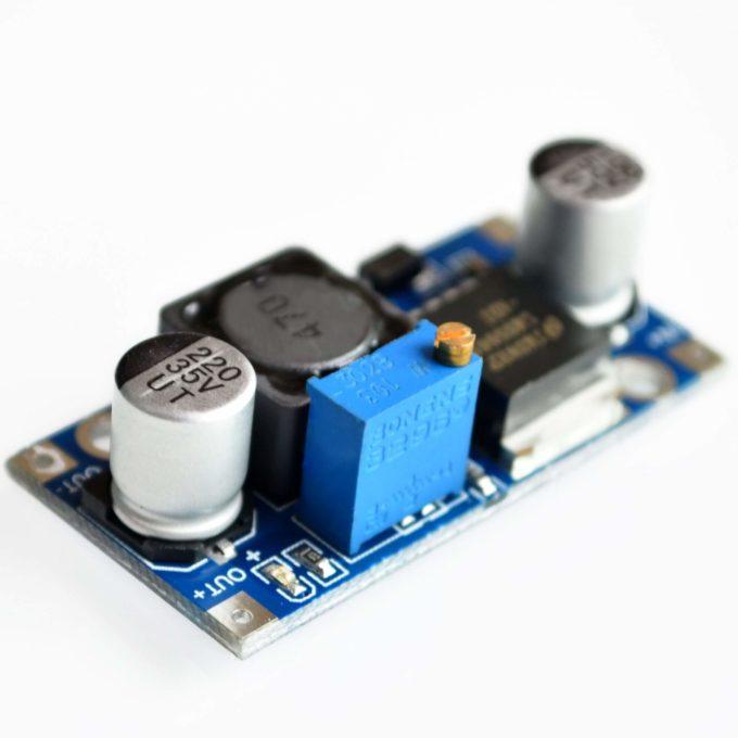 Módulo LM2596 Regulador de Tensão Ajustável DC-DC