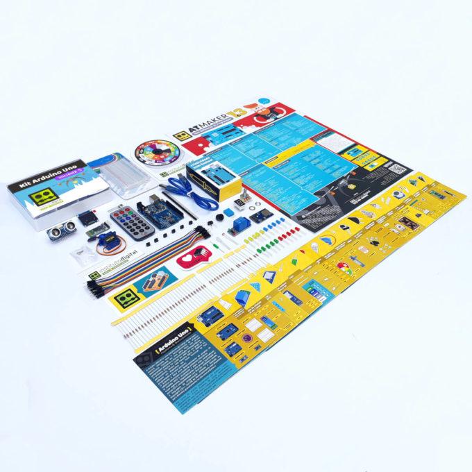 Kit Arduino UNO Iniciante 5