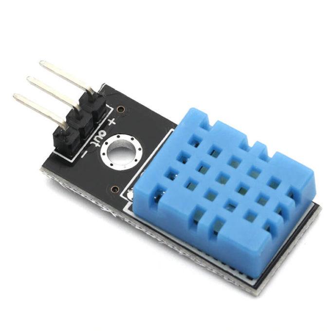 Módulo DHT11 - Sensor de Umidade e Temperatura
