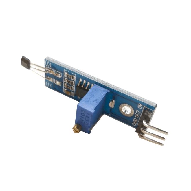 Módulo Sensor Efeito Hall - Campo Magnético A3144