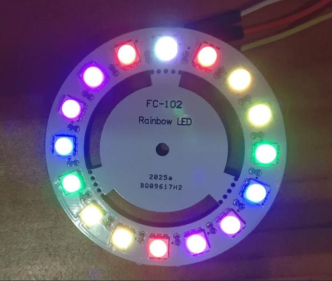 Rainbow LED RGB SMD 5050 Endereçável - WS2812
